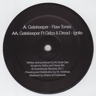 'Rawtones / Ignite (Ft. Grilza & Dread)' by Gatekeeper