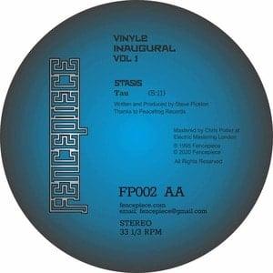 'Vinyle Inaugural Vol 1' by Stasis / Phenomyna