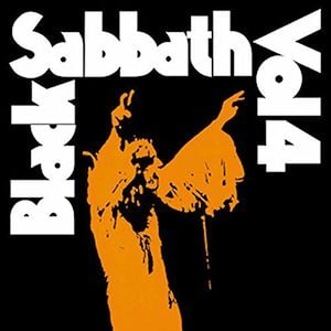 'Vol 4' by Black Sabbath