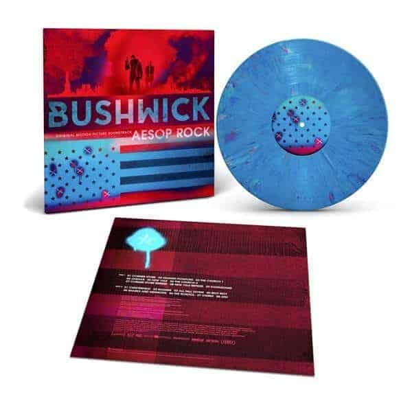 'Bushwick' by Aesop Rock