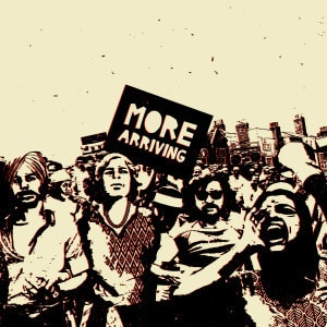 'More Arriving' by Sarathy Korwar