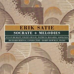 Socrate & Melodies by Erik Satie