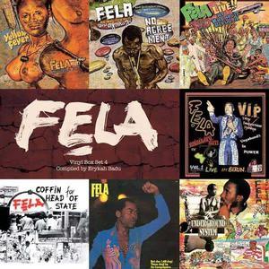 'Box Set #4 Compiled by Erykah Badu' by Fela Kuti