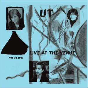 'Live At The Venue Nov 1981' by UT