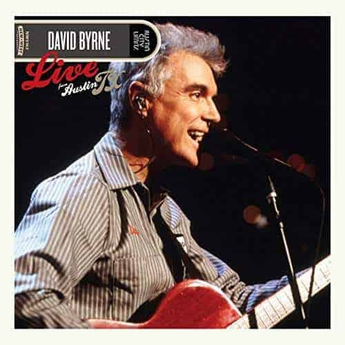 'Live From Austin, TX' by David Byrne