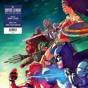 'Justice League (Original Motion Picture Soundtrack)' by Danny Elfman