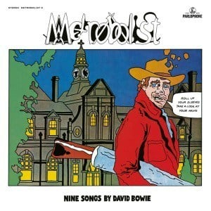 'Metrobolist (aka The Man Who Sold The World)' by David Bowie