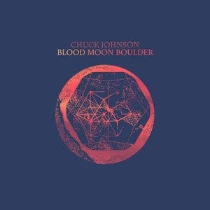 'Blood Moon Boulder' by Chuck Johnson