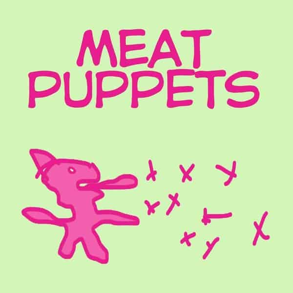 'Meat Puppets' by Meat Puppets