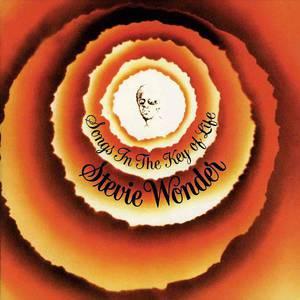 'Songs In The Key Of Life' by Stevie Wonder