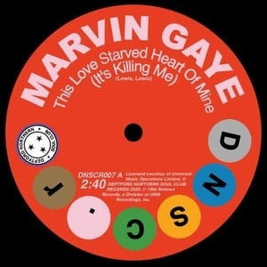 'This Love Starved Heart Of Mine (It's Killing Me) / Don't Mess With My Weekend' by Marvin Gaye & Shorty Long