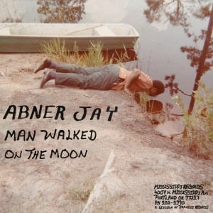 'Man Walked On The Moon' by Abner Jay