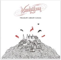 'Treasury Library Canada' by Woodpigeon
