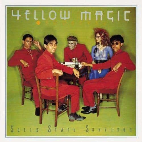 'Solid State Survivor' by Yellow Magic Orchestra