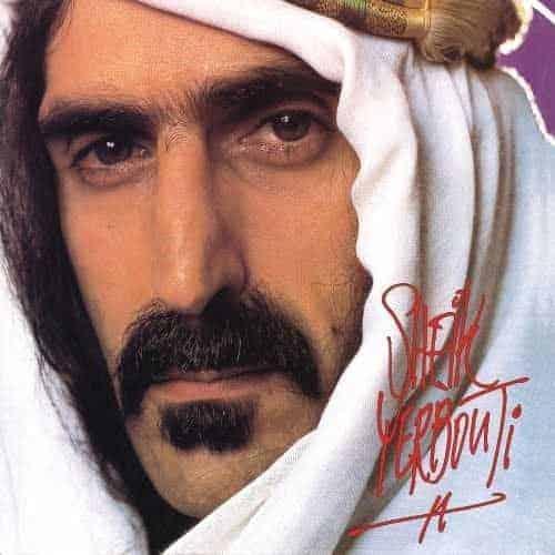 'Sheik Yerbouti' by Frank Zappa