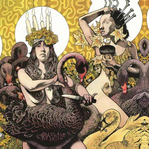 'Yellow & Green' by Baroness