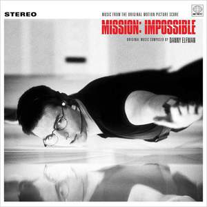 'Mission: Impossible - Music From The Original Motion Picture' by Danny Elfman