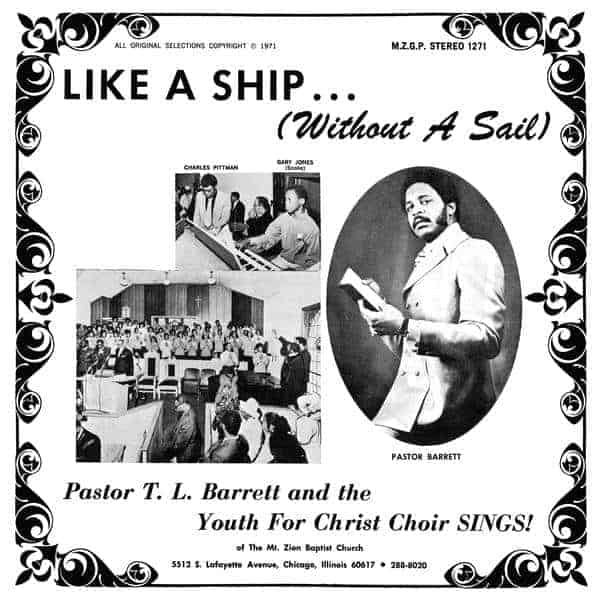 'Like a Ship... (Without a Sail)' by Pastor T.L. Barrett and The Youth For Christ Choir