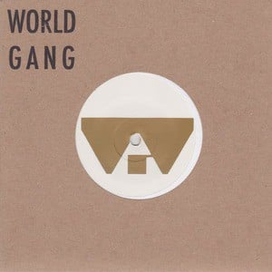 'Mechanic The Mushroom / Dolphin Smiles' by World Gang