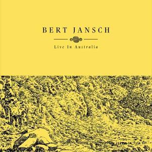'Live In Australia' by Bert Jansch