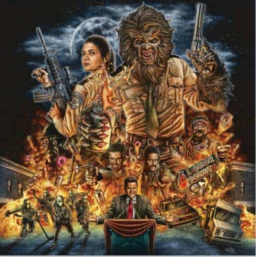 'Another Wolfcop (Original Soundtrack Recording)' by Shooting Guns