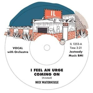 'I Feel An Urge Coming On / I'm Due (For A Heartache)' by Nick Waterhouse