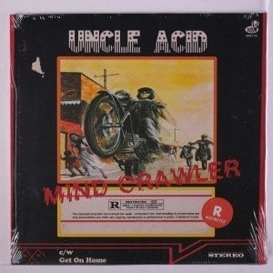 'Mind Crawler' by Uncle Acid & The Deadbeats