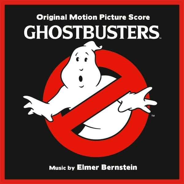 'Ghostbusters (Original Motion Picture Score)' by Elmer Bernstein
