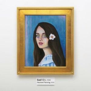 Sad13 - Haunted Painting