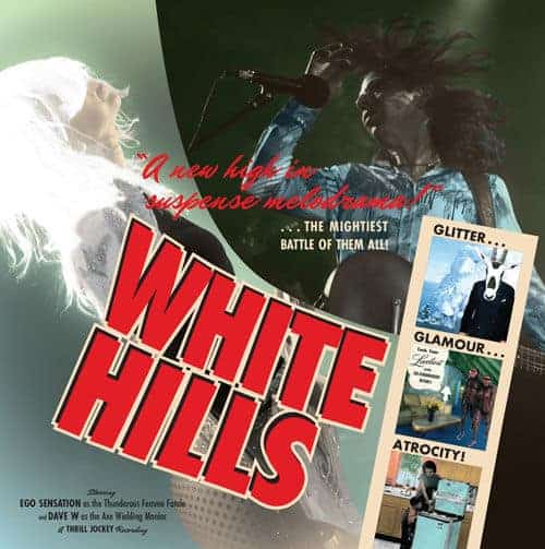 'Glitter Glamour Atrocity' by White Hills