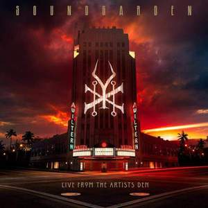 'Live From The Artists Den' by Soundgarden