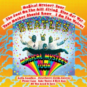 'Magical Mystery Tour' by The Beatles