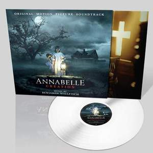 'Annabelle Creation (Original Motion Picture Soundtrack)' by Benjamin Wallfisch