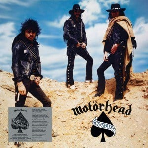 'Ace Of Spades (40th Anniversary Deluxe)' by Motörhead