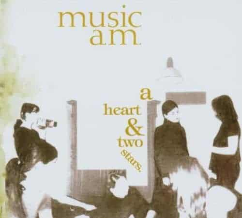 'A Heart & Two Stars' by Music a.m.