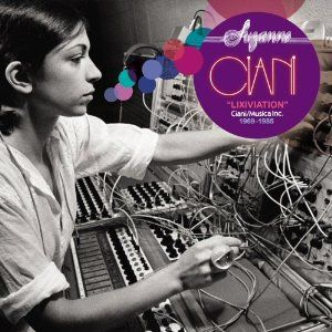 'Lixiviation' by Suzanne Ciani
