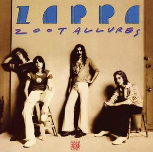 'Zoot Allures' by Frank Zappa