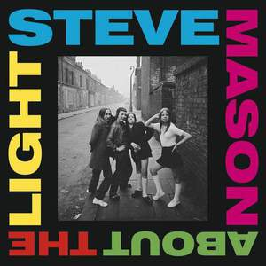 'About The Light' by Steve Mason