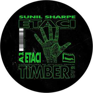 'Etaci' by Sunil Sharpe