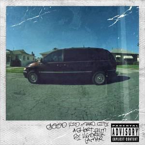 'GOOD KID, m.A.A.d CITY' by Kendrick Lamar