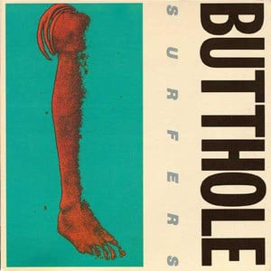 'Rembrandt Pussyhorse' by Butthole Surfers