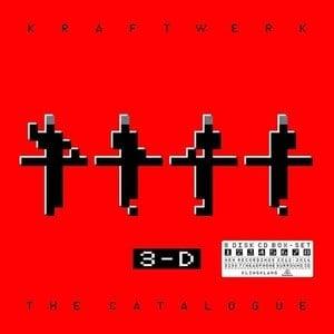 '3-D: The Catalogue' by Kraftwerk
