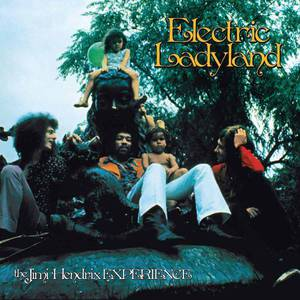 'Electric Ladyland - 50th Anniversary Deluxe Edition' by The Jimi Hendrix Experience