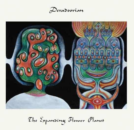 'The Expanding Flower Planet' by Deradoorian