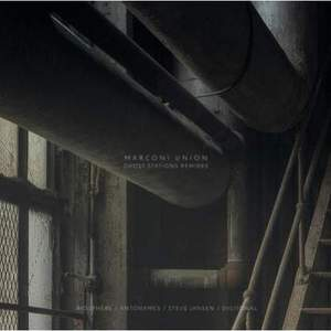'Ghost Stations Remixes' by Marconi Union