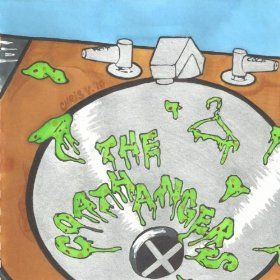 143 (Dan Deacon remix)/ Arthritis Sux (Judi Chicago remix) by The Coathangers