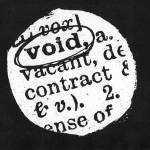 'Raw Material (Requisitioned) / Post-Atomic' by Void