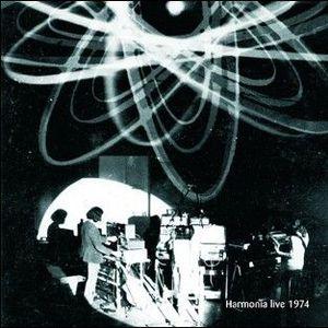 'Live 1974' by Harmonia