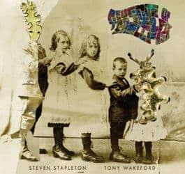 Revenge of The Selfish Shellfish by Steven Stapleton/ Tony Wakeford