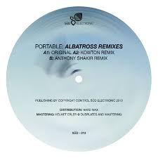 'Albatross Remixes' by Portable